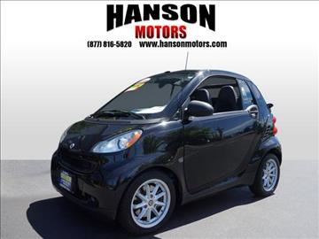 2010 Smart fortwo for sale in Olympia, WA