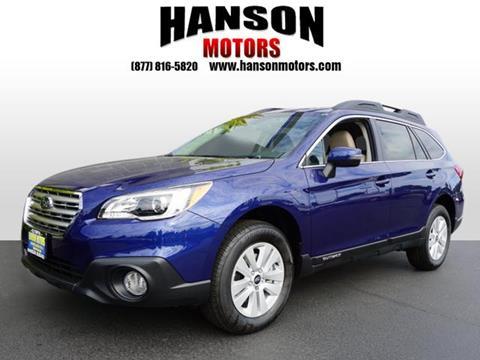 2017 Subaru Outback for sale in Olympia, WA