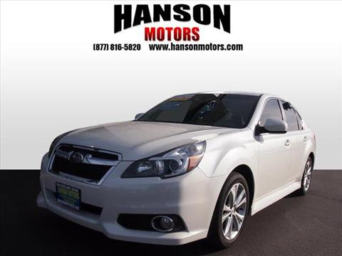 2013 Subaru Legacy for sale in Olympia, WA