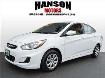 2014 Hyundai Accent for sale in Olympia, WA