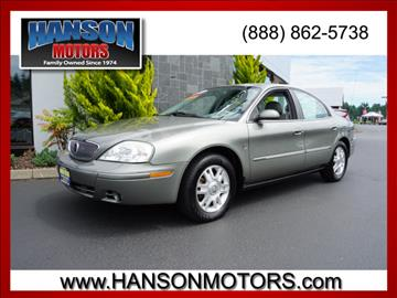 2004 Mercury Sable for sale in Olympia, WA
