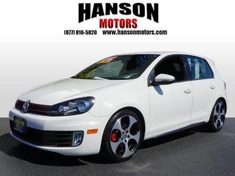 2013 Volkswagen GTI for sale in Olympia, WA
