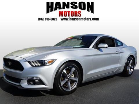 2015 Ford Mustang for sale in Olympia WA