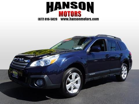 2013 Subaru Outback for sale in Olympia, WA