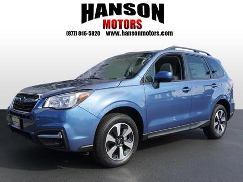 2018 Subaru Forester for sale in Olympia, WA