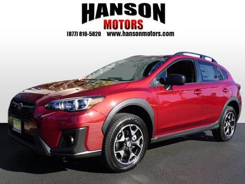 2018 Subaru Crosstrek for sale in Olympia WA