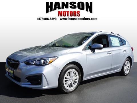 2017 Subaru Impreza for sale in Olympia, WA