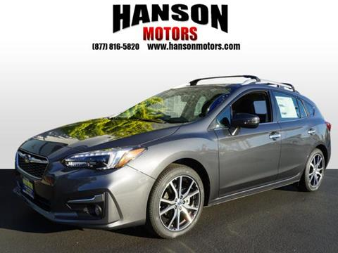 2018 Subaru Impreza for sale in Olympia WA