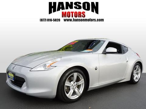 2011 Nissan 370Z for sale in Olympia WA