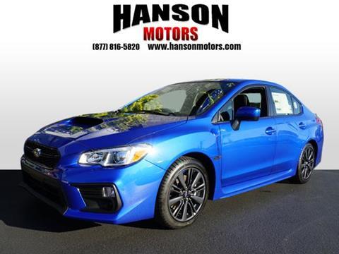 2018 Subaru WRX for sale in Olympia, WA
