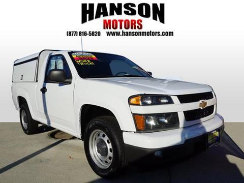 2012 Chevrolet Colorado for sale in Olympia WA