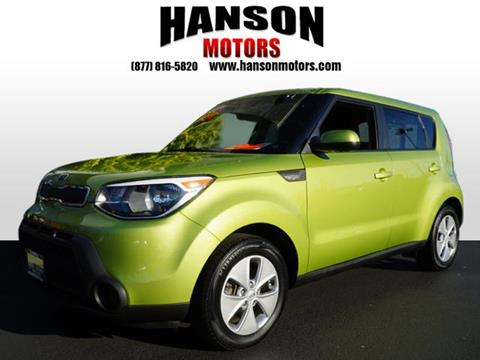 2014 Kia Soul for sale in Olympia WA