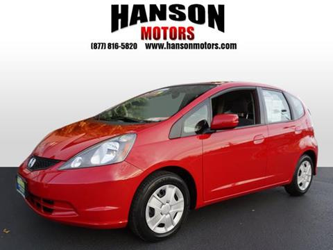 2013 Honda Fit for sale in Olympia WA
