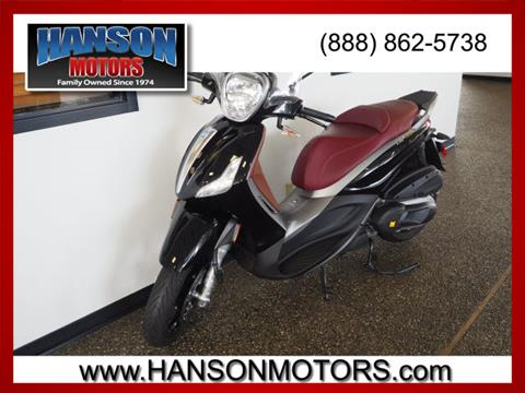 2013 Piaggio BV350 for sale in Olympia, WA