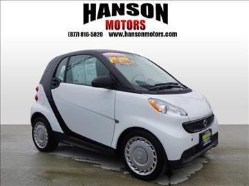 2014 Smart fortwo for sale in Olympia, WA