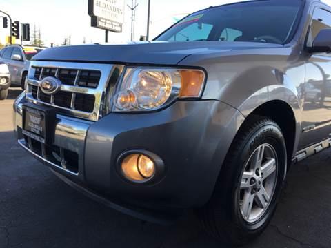 2008 Ford Escape Hybrid for sale in Sacramento, CA
