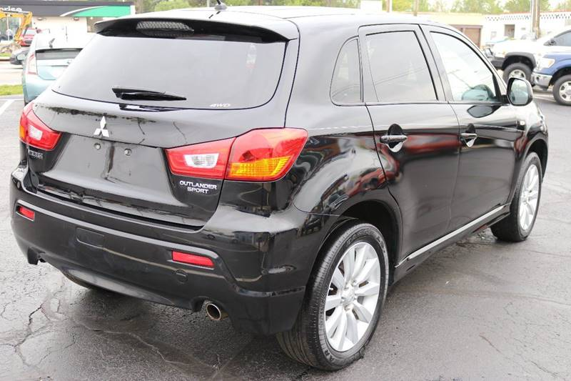 2011 Mitsubishi Outlander Sport for sale at State Auto Group in Cuyahoga Falls OH