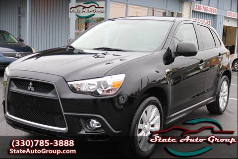 2011 Mitsubishi Outlander Sport for sale in Cuyahoga Falls, OH