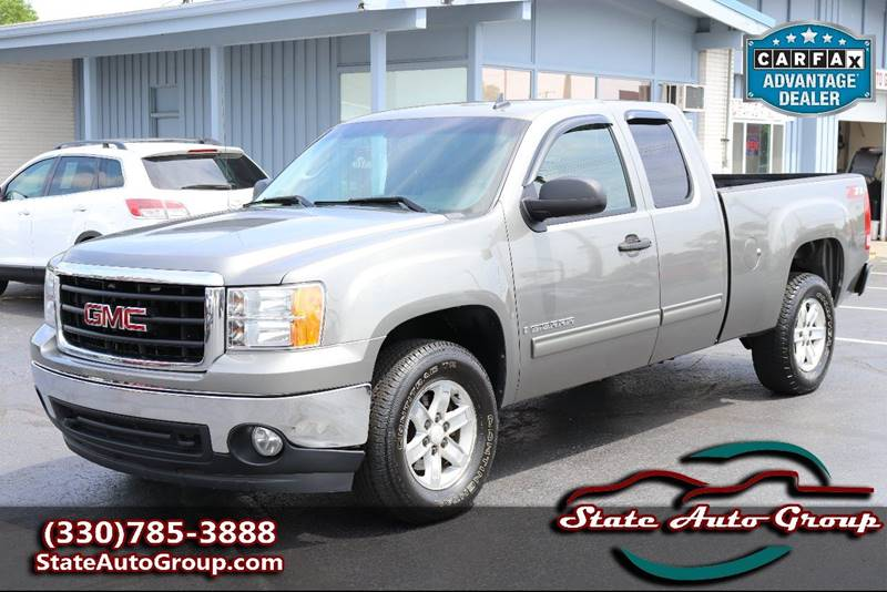 2008 GMC Sierra 1500 for sale at State Auto Group in Cuyahoga Falls OH