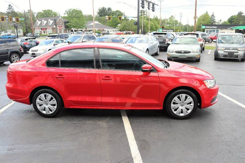 2014 Volkswagen Jetta for sale at State Auto Group in Cuyahoga Falls OH