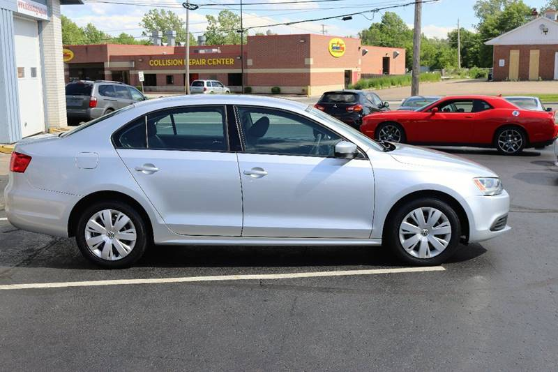 2011 Volkswagen Jetta for sale at State Auto Group in Cuyahoga Falls OH