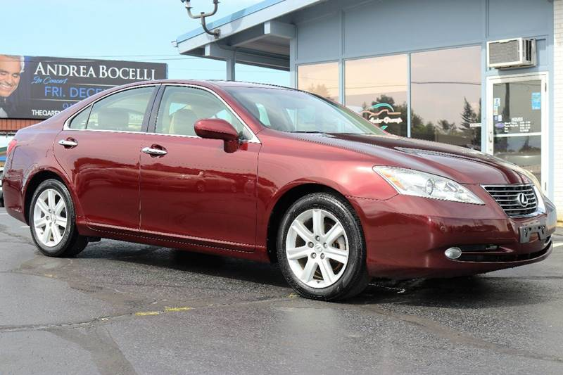 2008 Lexus ES 350 for sale at State Auto Group in Cuyahoga Falls OH