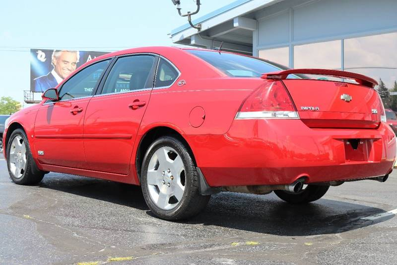 2007 Chevrolet Impala for sale at State Auto Group in Cuyahoga Falls OH