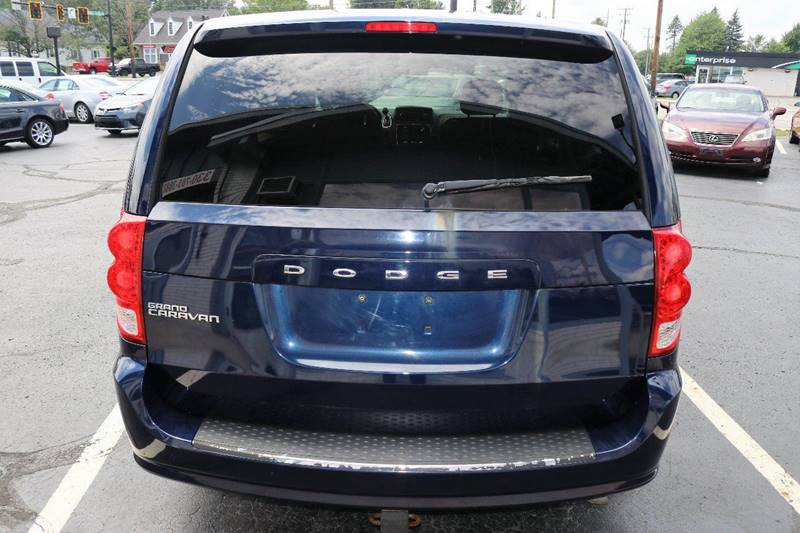 2012 Dodge Grand Caravan for sale at State Auto Group in Cuyahoga Falls OH