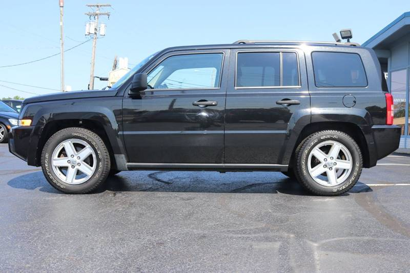 2010 Jeep Patriot for sale at State Auto Group in Cuyahoga Falls OH