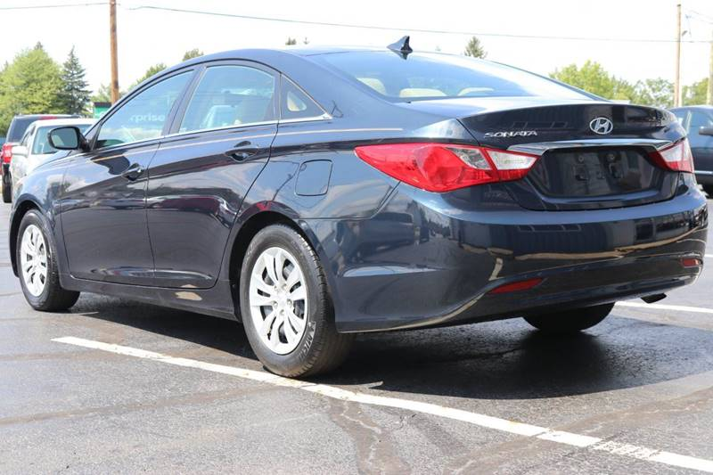 2011 Hyundai Sonata for sale at State Auto Group in Cuyahoga Falls OH
