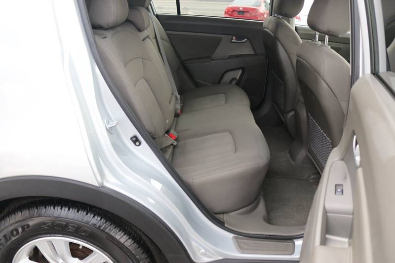 2011 Kia Sportage for sale at State Auto Group in Cuyahoga Falls OH