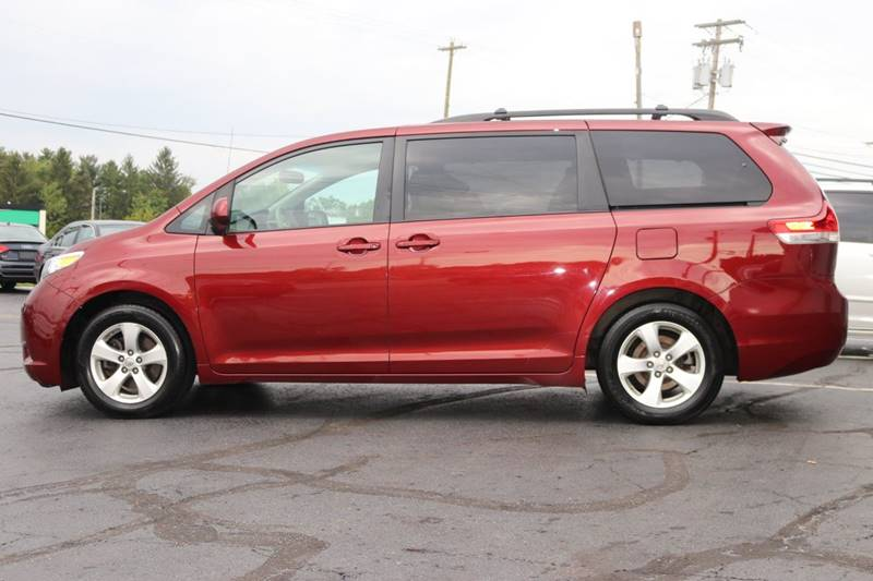 2014 Toyota Sienna for sale at State Auto Group in Cuyahoga Falls OH