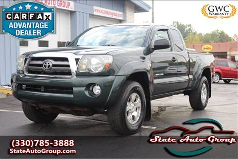 2009 Toyota Tacoma for sale at State Auto Group in Cuyahoga Falls OH