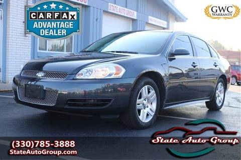 2013 Chevrolet Impala for sale in Cuyahoga Falls, OH