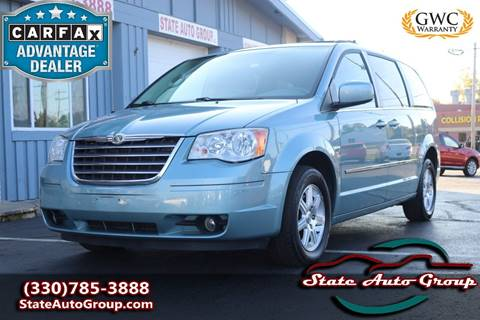 2009 Chrysler Town and Country for sale at State Auto Group in Cuyahoga Falls OH
