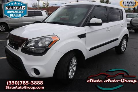 2012 Kia Soul for sale in Cuyahoga Falls, OH