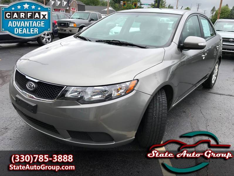 2010 Kia Forte For Sale At State Auto Group In Cuyahoga Falls OH