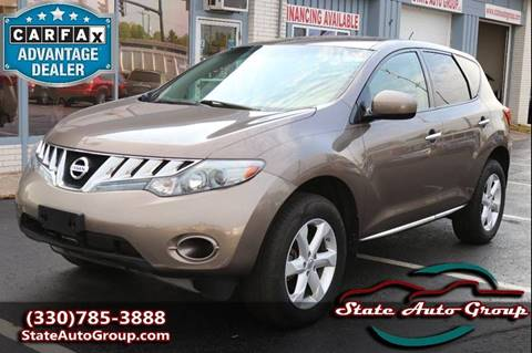 2010 Nissan Murano for sale in Cuyahoga Falls, OH