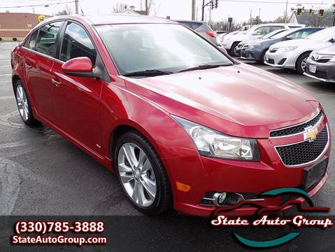 2011 Chevrolet Cruze for sale in Cuyahoga Falls, OH