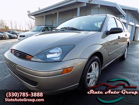 2004 Ford Focus for sale in Cuyahoga Falls, OH