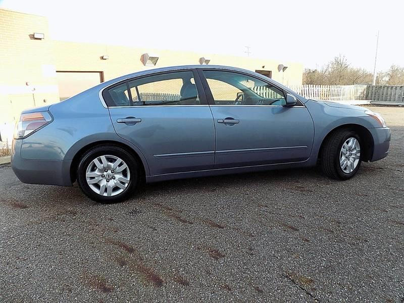 2011 Nissan Altima for sale at State Auto Group in Cuyahoga Falls OH