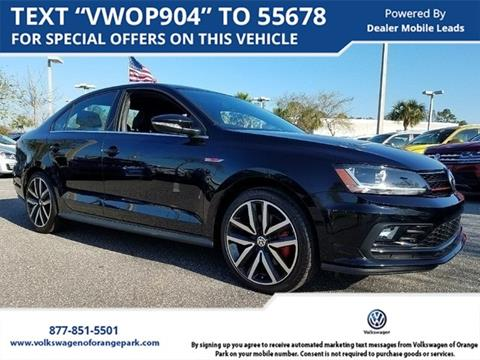 2018 Volkswagen Jetta for sale in Jacksonville, FL
