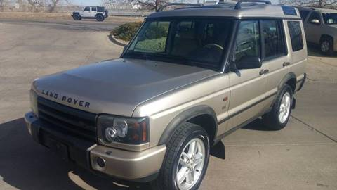 2003 Land Rover Discovery for sale in Denver, CO