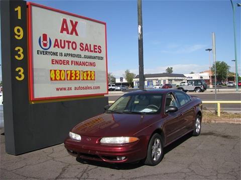 2003 Oldsmobile Alero for sale in Mesa, AZ