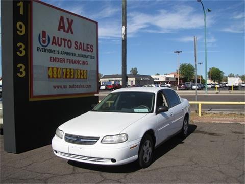 2005 Chevrolet Classic for sale in Mesa, AZ