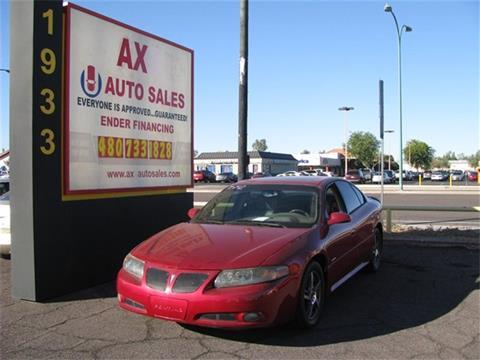 2004 Pontiac Bonneville for sale in Mesa, AZ