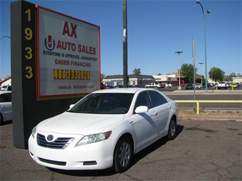 2009 Toyota Camry Hybrid for sale in Mesa, AZ
