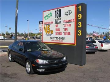 2002 Infiniti I35 for sale in Mesa, AZ