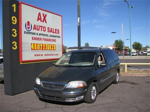 2002 Ford Windstar for sale in Mesa, AZ