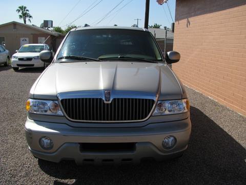 2000 Lincoln Navigator for sale in Mesa, AZ